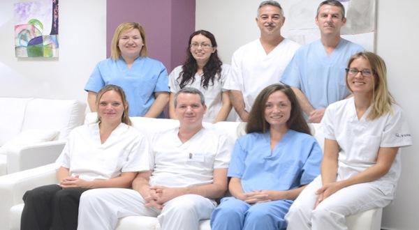 staff clinica irema spagna